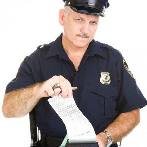 Tailgating Misdemeanor Tickets